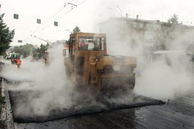 В Кемерове решили отремонтировать ещё два участка дорог