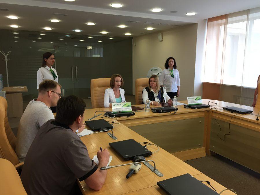 Кемеровское отделение Сбербанка и КОО «Опора России» заключили соглашение о сотрудничестве