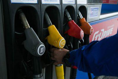 В конце июля в Кемерове цены на бензин были значительно меньше среднесибирских