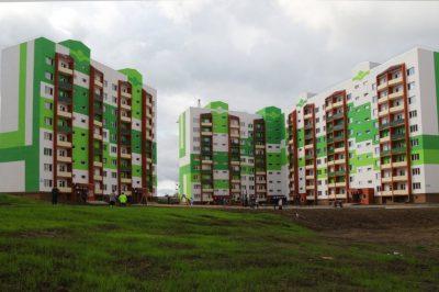 Новый рекорд: в Кузбассе в один день 1050 семей получили новые квартиры
