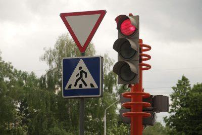 В Кемерове на трёх участках устанавливают новые светофоры