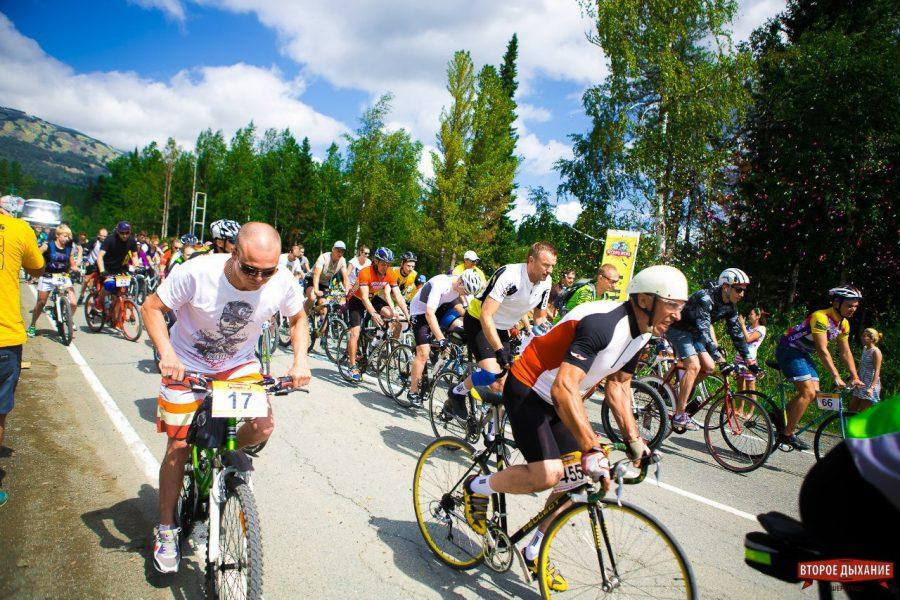 В Шерегеше пройдёт велофестиваль «Второе дыхание»