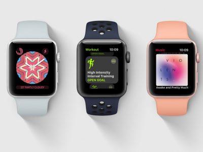 Компания Apple выпустит смарт-часы с поддержкой LTE