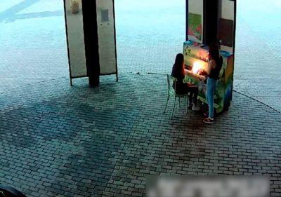 В Новокузнецке поджигательнице пианино грозит штраф либо три месяца ареста