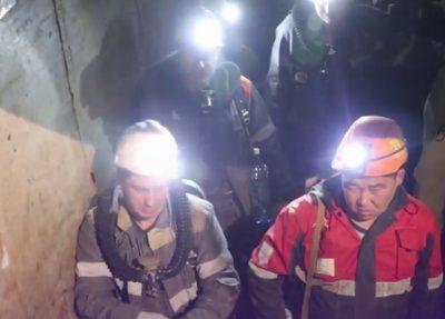 В Якутии остановили поиски четырёх шахтёров в подтопленном руднике «Мир»