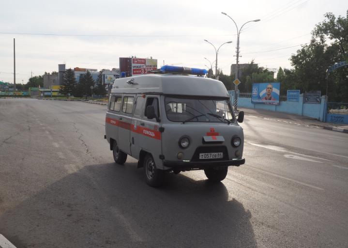 В Кузбассе мужчина погиб при опрокидывании Honda