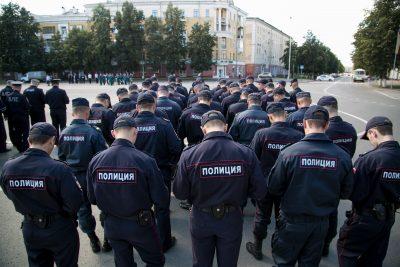 За порядком в Кузбассе в День шахтёра будут следить 5 000 полицейских