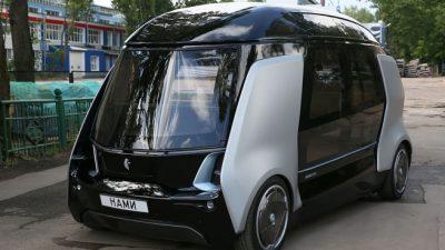 В России построят новые дороги без перекрёстков для беспилотных авто