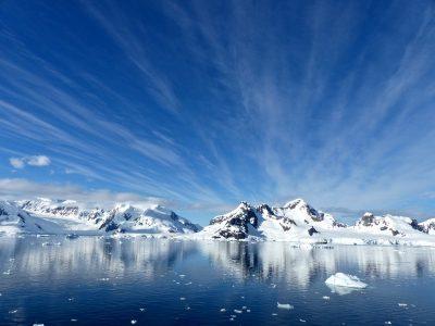 Подо льдами в Антарктиде учёные нашли 91 вулкан