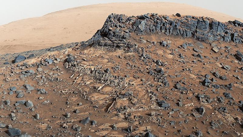 Уфологи: на Марсе есть руины древнего города
