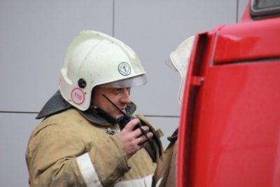 В Кемерове на ФПК при пожаре в многоквартирном доме спасли трёх человек