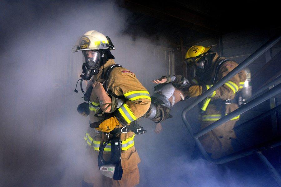 Из-за пожара вмногоквартирном доме вКемерове спасли 8 человек
