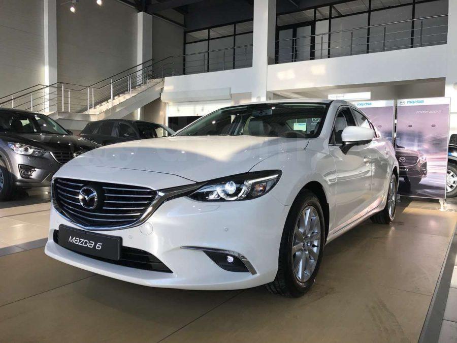 До конца лета кузбассовцы могут купить автомобиль Mazda6 со скидкой в 10%