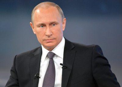 Владимир Путин поблагодарил Амана Тулеева за вклад в развитие угольной отрасли