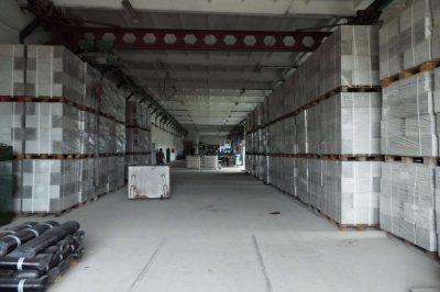 В Калтане открыли цех по производству строительных блоков из полистиролбетона