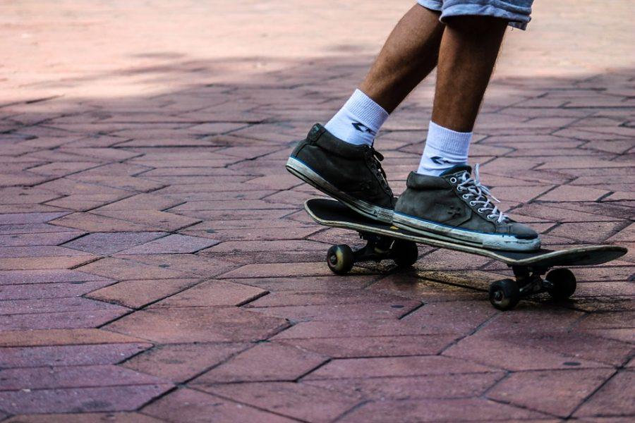 СК Кузбасса проводит проверку по информации о травмировании ребёнка в скейт-парке