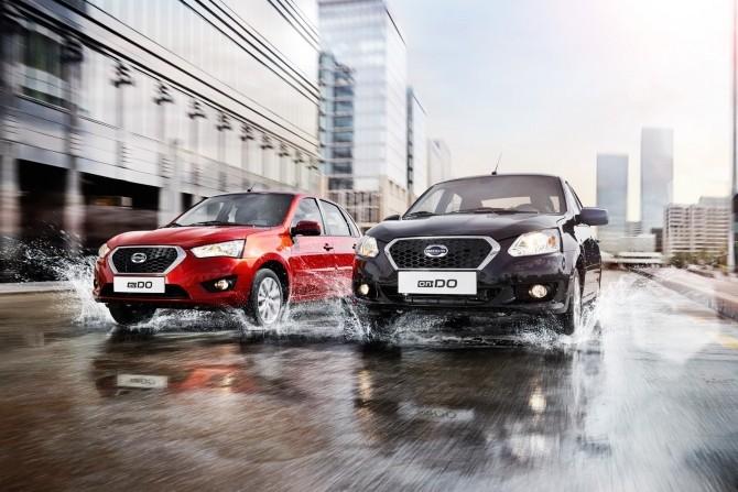 В компании Datsun объявили российские цены на новые версии седана on-DO и хэтчбека mi-DO