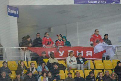 Болельщики новокузнецкого «Металлурга» поддержат команду на матче в Кургане