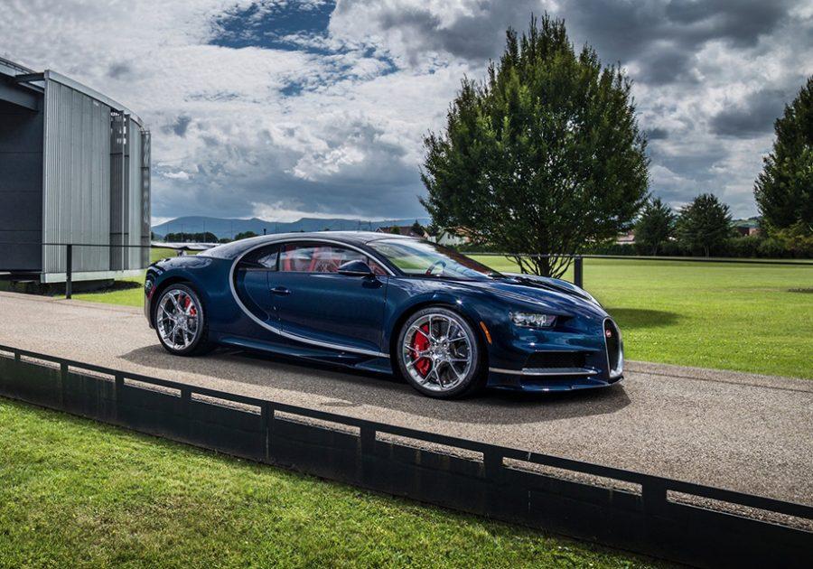 Мировой рекорд: гиперкар Bugatti разогнался до 400 км/ч и остановился за 42 секунды