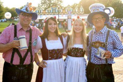 В столице Кузбасса пройдёт свой Oktoberfest-2017