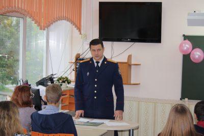 В Рудничном районе Кемерова участились преступления против несовершеннолетних
