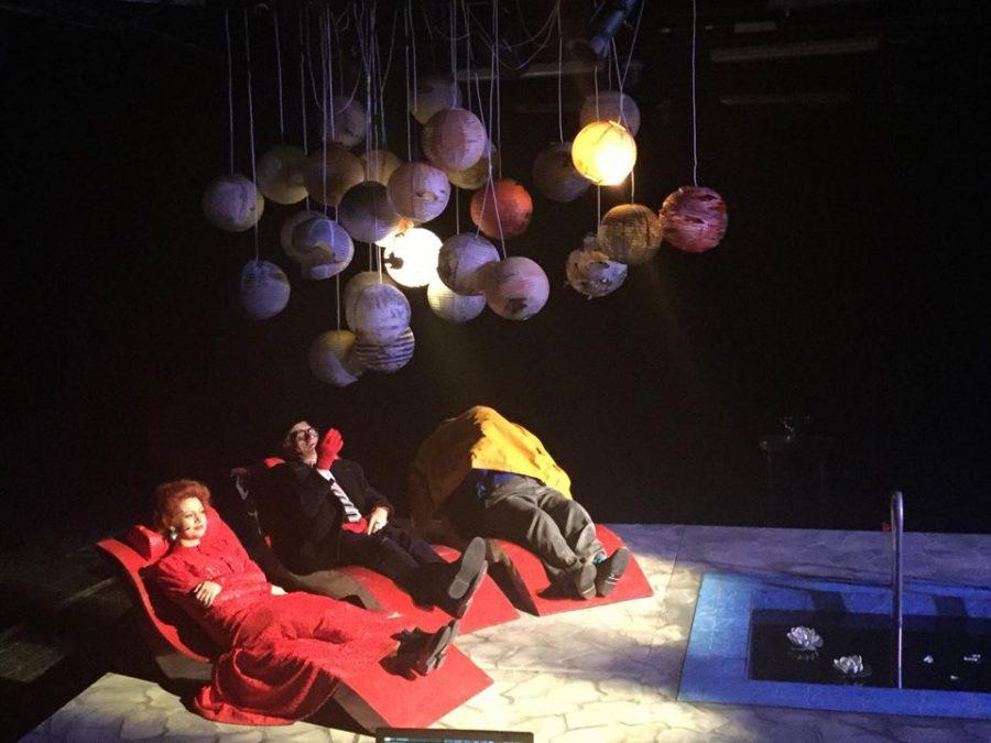В Кемеровском театре драмы московская команда поставила пьесу Вырыпаева