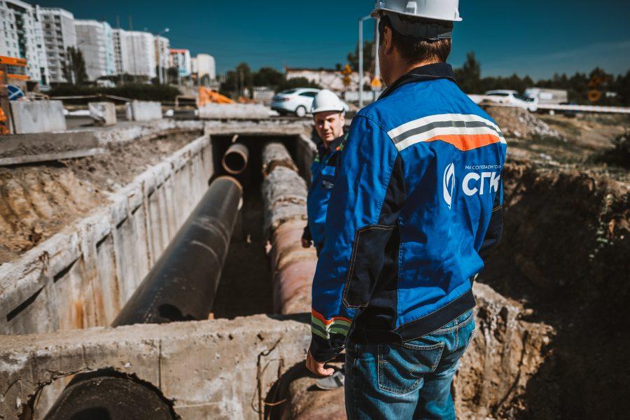 Точно в срок: в СГК рассказали о подготовке к запуску тепла в Кузбассе