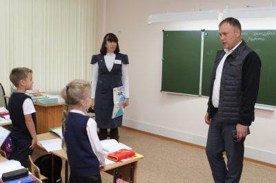 В Кемеровских школах появятся новые учебные кабинеты