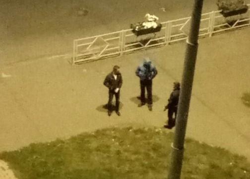 Кемеровская полиция задержала подозреваемого, стрелявшего в мужчину на ФПК