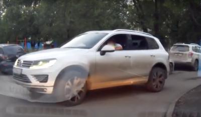 Жителя Кемерова оштрафовали за обучение малолетнего сына вождению