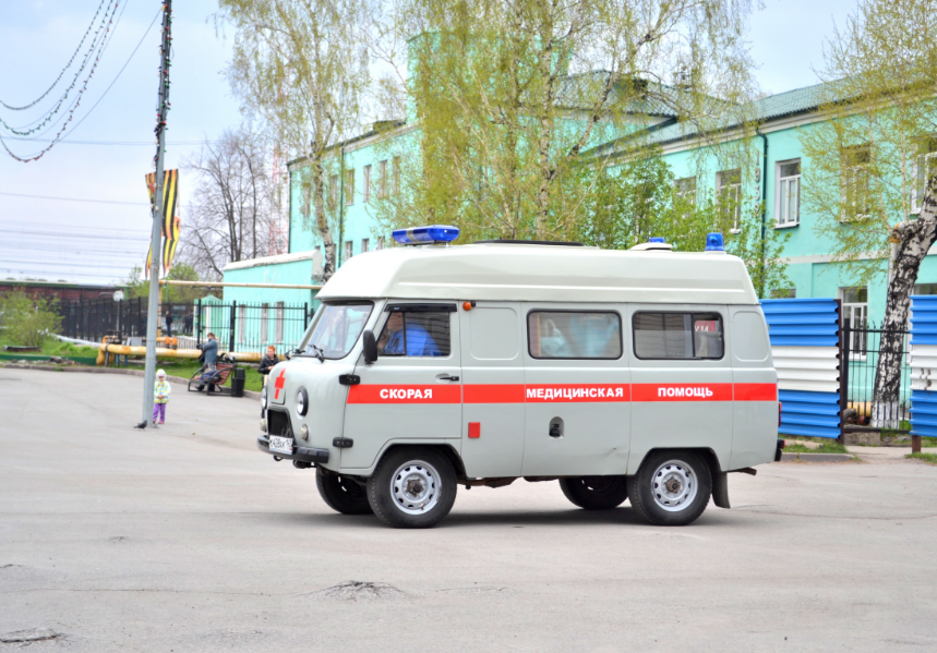 ВНовокузнецке иностранная машина насмерть сбила 10-летнего ребенка