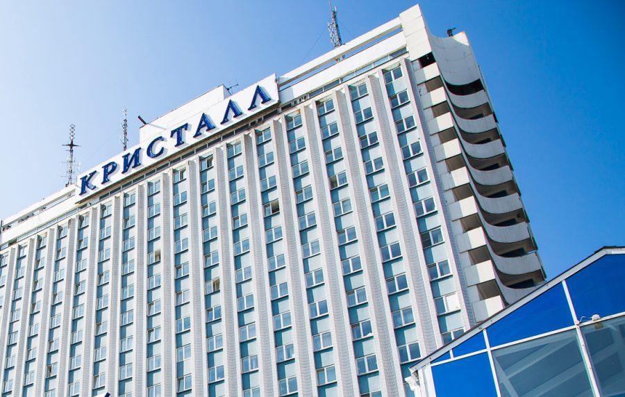 Гостиничный комплекс «Кристалл» вКемерове признан банкротом
