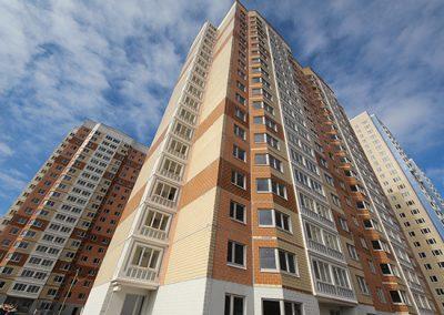 В Кузбассе с начала года построили почти 9 тысяч квартир