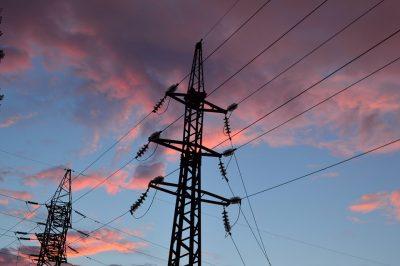 В Кузбассе неизвестные расстреляли изоляторы на воздушной линии электропередачи