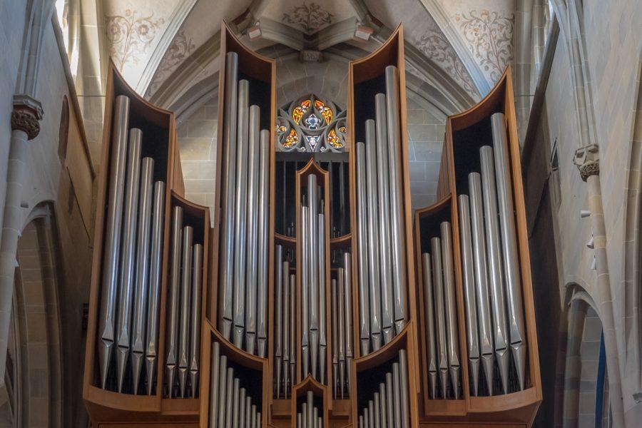 Кемеровская областная филармония откроет концертный сезон вечером органной музыки