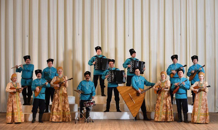 На сцене кемеровской филармонии выступят оренбургские казаки