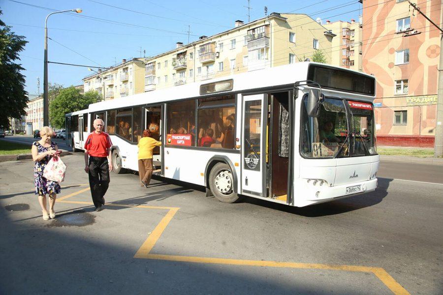 В Кемерове один из автобусов будет курсировать по новому расписанию