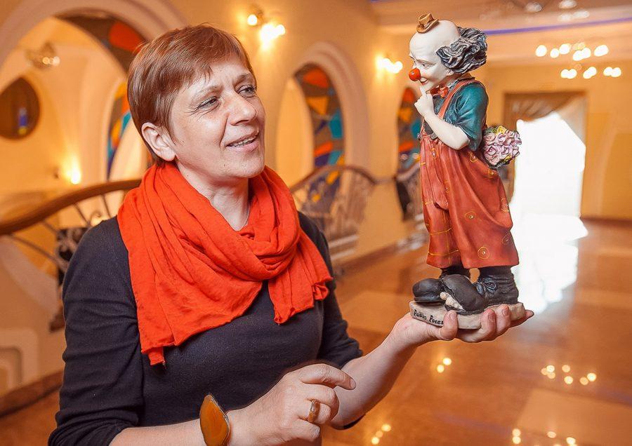 В кемеровском Театре для детей и молодёжи пройдёт творческий вечер Ирины Латынниковой