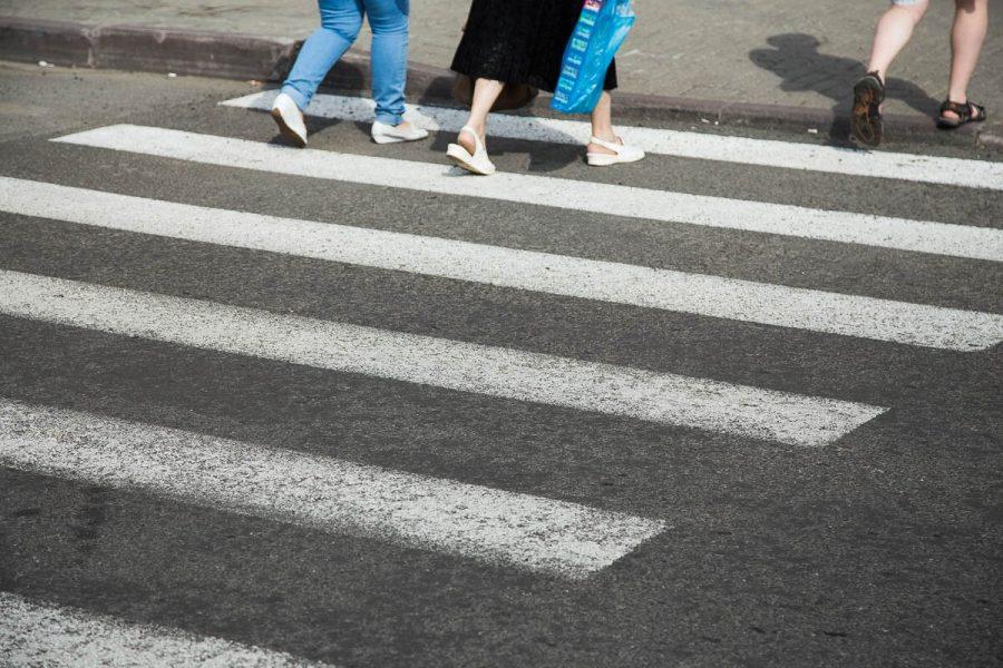 Госдума РФ увеличила размер штрафа за непропуск пешеходов