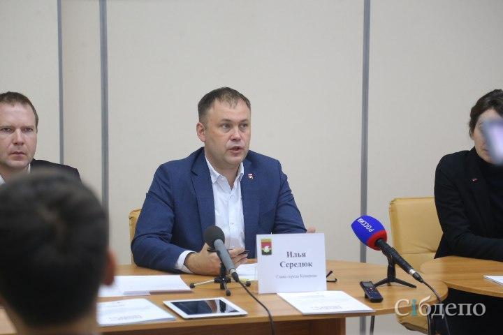 Илья Середюк рассказал о планах отремонтировать вторую часть бульвара Строителей в Кемерове