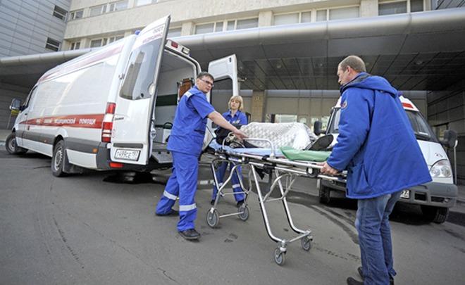Нетрезвый шофёр Лада Kalina протаранил автобус вЛенинск-Кузнецком районе: пострадали двое
