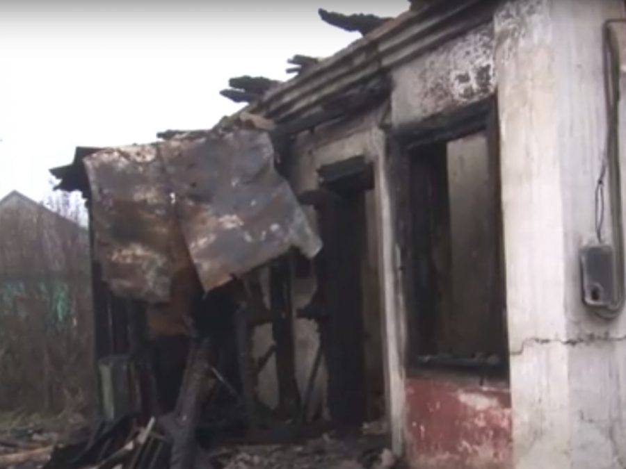 Кузбасские полицейские спасли двоих человек напожаре
