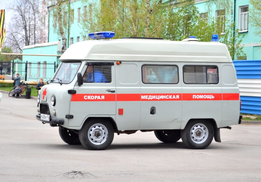 Кузбасс: два ребенка пострадали вДТП 2-х авто вМариинске