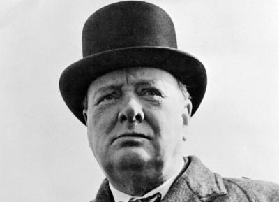 На аукционе в США недокуренную сигару Черчилля продали за $12 тысяч
