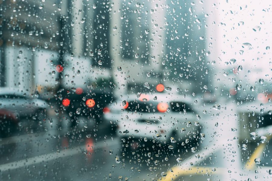 В выходные синоптики прогнозируют в Кузбассе дождь и мокрый снег