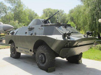 Житель Челябинска выставил на продажу броневик за 750 тысяч