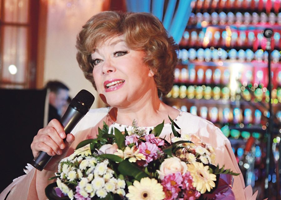 Эдита Пьеха поздравит кемеровчан со 100-летием города