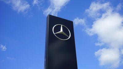 Более миллиона автомобилей Mercedes отзовут по всему миру
