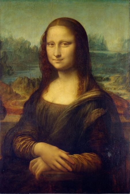 В Париже «усатую Мону Лизу» купили за 743 тысячи долларов
