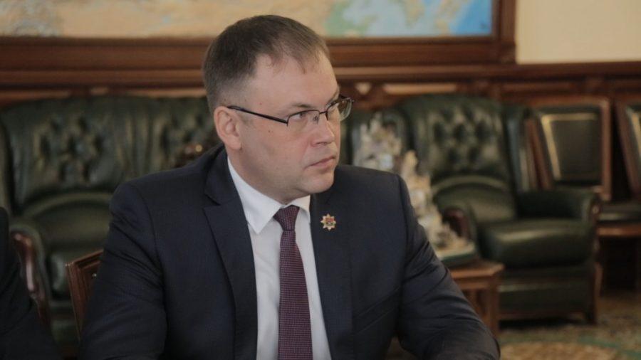 Аман Тулеев обсудил с Ильёй Середюком программу благоустройства Кемерова к 100-летию